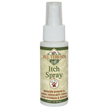 All Terrain Pet Itch Spray - 2 fl.oz.
