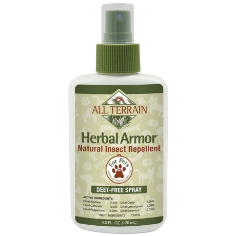 All Terrain Pet Herbal Armor Insect Repellent - 4 fl.oz.