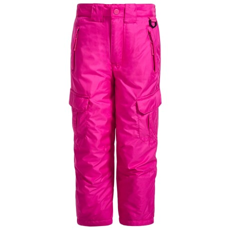 Arctic Quest Ski Pants - Insulated (For Little Girls)