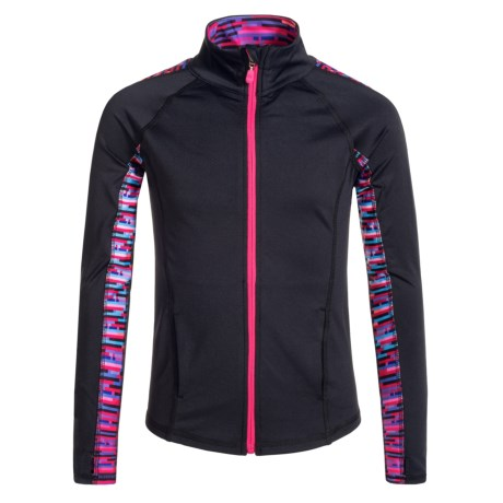 Kyodan Track Jacket (For Big Girls)