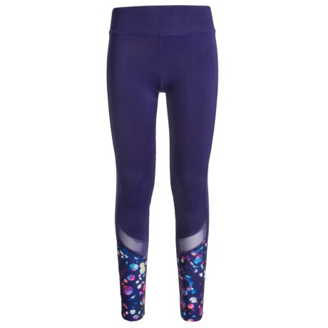 Kyodan Melange Print Athletic Pants (For Big Girls)