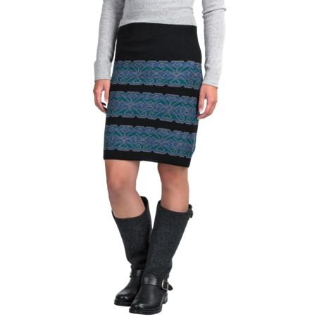 Aventura Clothing Petra Skirt - Merino Wool (For Women)
