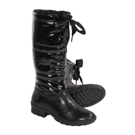 Aerosoles Decade Rain Boots - Satin Bow Closure (For Women)