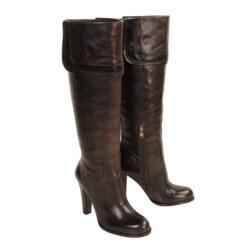 Joan & David Jaron Tall Boots - Leather (For Women)