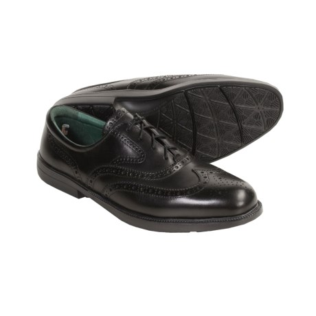 Earth Kennedy Wingtip Shoes - Leather (For Men)