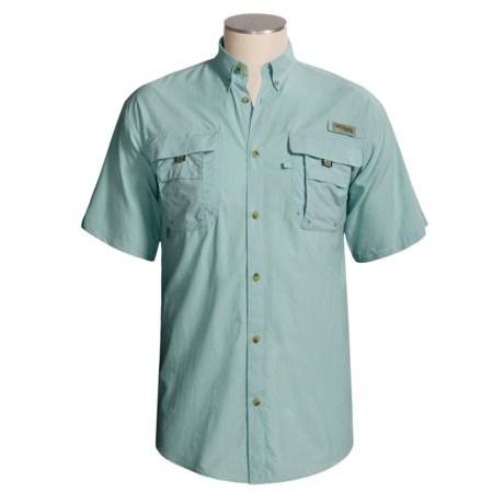 Columbia Sportswear Bahama II Fishing Shirt - UPF 30, Short Sleeve (For Big and Tall Men)