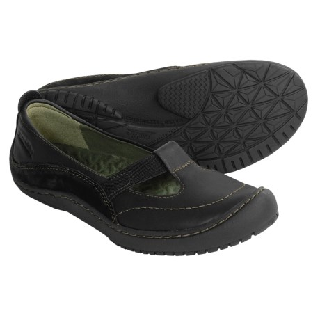 Earth Inertia T-Strap Shoes - Slip-Ons (For Women)