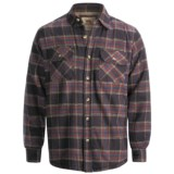 Dakota Grizzly Mack Flannel Shirt - Sherpa Lined, Long Sleeve (For Men)