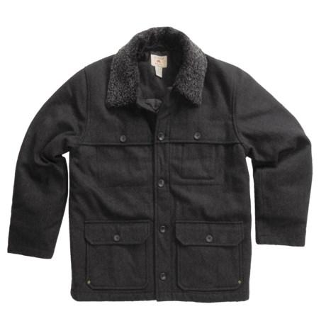 Grizzly Kodiak Coat - Wool (For Men)