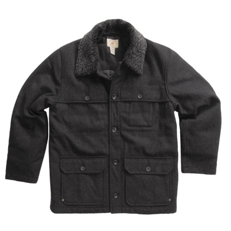 Dakota Grizzly Grizzly Kodiak Coat - Wool (For Men)