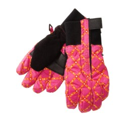 Obermeyer Thumbs Up Gloves - Waterproof, Insulated (For Little Kids)