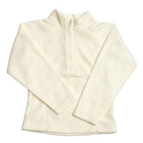 Obermeyer Twinkle Pullover Shirt - Fleece, Long Sleeve (For Little Girls)