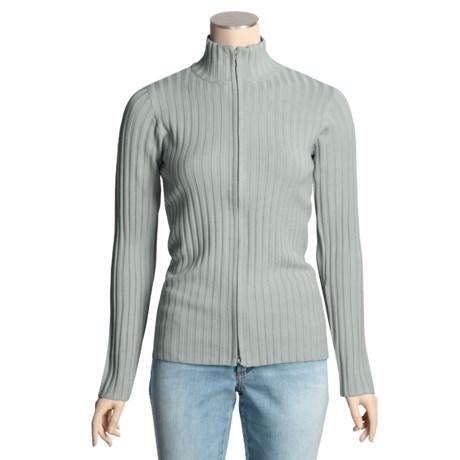 Obermeyer Sydney Sweater - Full Zip (For Women)