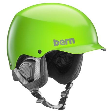 Bern Baker Ski Helmet