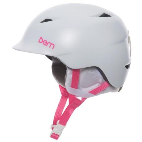 Bern Camina Ski Helmet (For Little Girls)