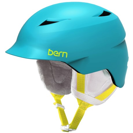 Bern Camina Ski Helmet (For Little Girls)