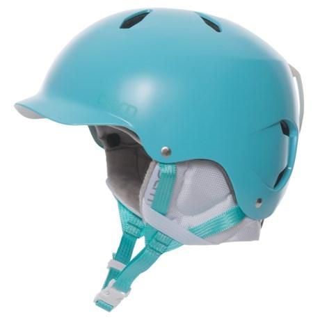 Bern Bandita Thin Shell Ski Helmet (For Big Girls)