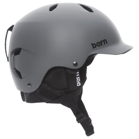 Bern Bandito Thin Shell Ski Helmet (For Big Boys)