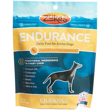 Zuke's Enhance Endurance Grain-Free Dog Treats - 5 oz.