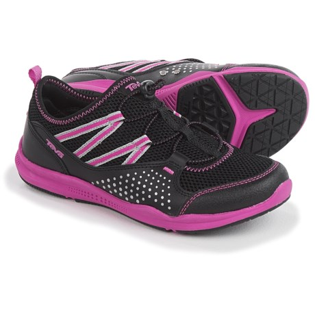 Teva Scamper Trail and Water Shoes (For Big Kids)