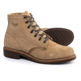 "Chippewa Service Boots - Suede, 6"" (For Men)"