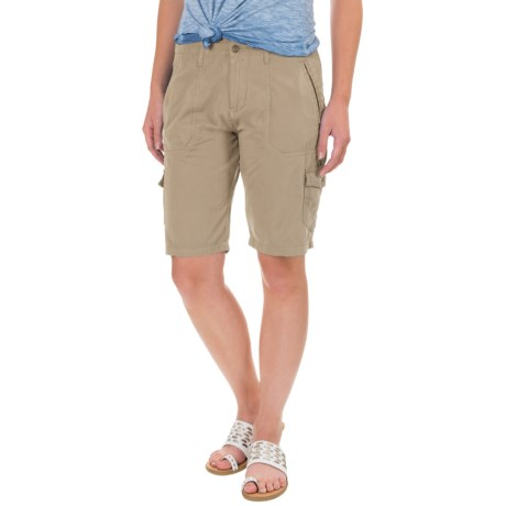 Ojai Road Trip Bermuda Shorts (For Women)