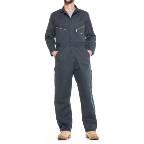 Dickies Deluxe Twill Coveralls (For Men)