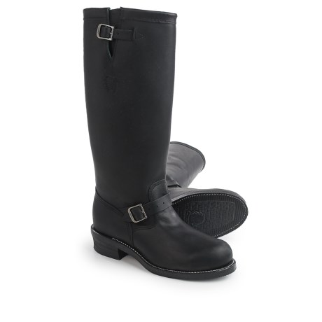 "Chippewa Engineer Trooper Boots - 17"", Steel Toe (For Men)"