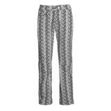 Obermeyer Bond Stretch Pants - Soft Shell, Print (For Women)