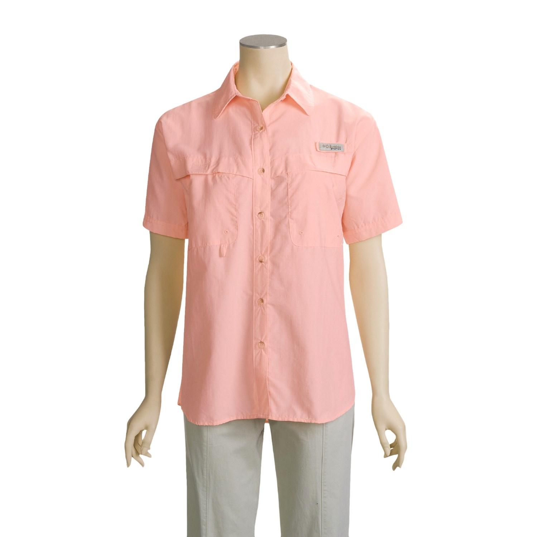 Columbia sportswear eddyline fishing shirt for women 2523c for Columbia fishing shirts womens