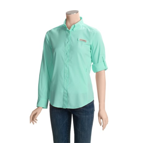 Columbia Sportswear Tamiami II Fishing Shirt - UPF 40, Long Sleeve (For Women)