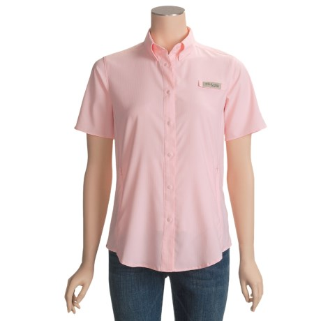 Columbia Sportswear Tamiami II Fishing Shirt - UPF 40, Short Sleeve (For Women)
