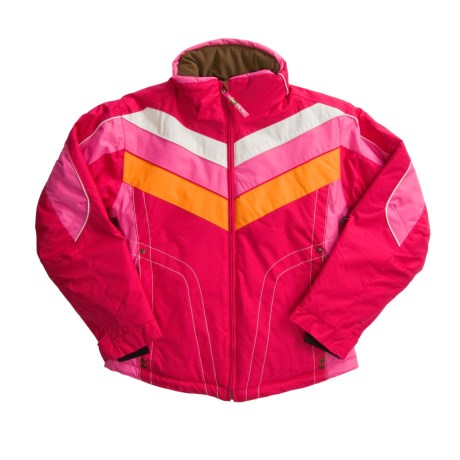 Obermeyer Peyton Jacket - Insulated (For Girls)