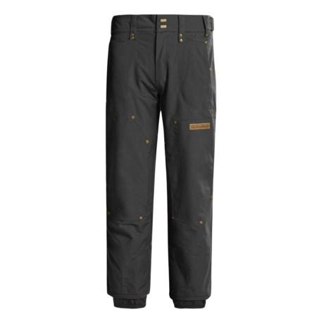 Obermeyer Flint Ski Pants - Insulated (For Men)