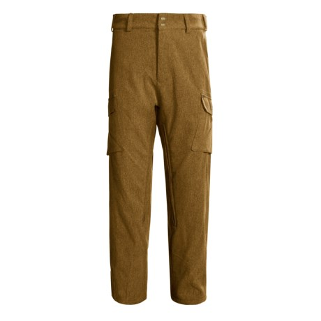 Obermeyer Revert Snow Gabardine Ski Pants - Insulated (For Men)