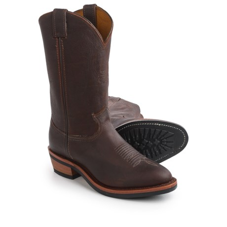 """Chippewa Corbel Wellington Boots - 12"""", Leather (For Men)"""
