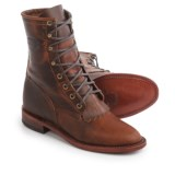 """Chippewa Renegade Original Lacer Leather Boots - Removable Kiltie, 8"""" (For Women)"""