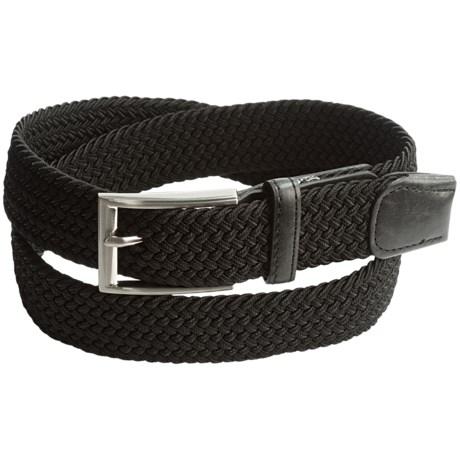 Arrow 32mm Braided Stretch Belt (For Men)