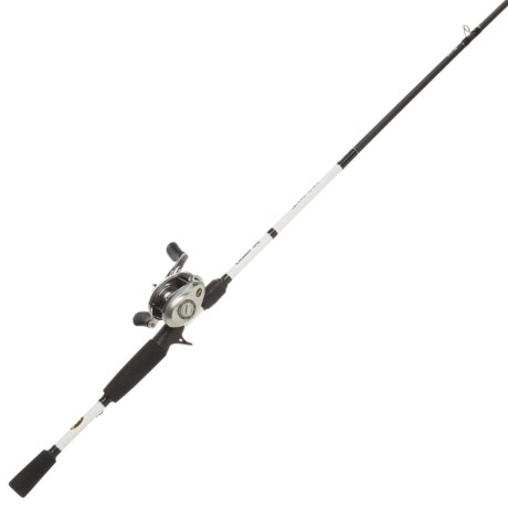 Lew's Lew's Laser MG Speed Spool Baitcast Rod and Reel Combo - 1-Piece, 6'10""