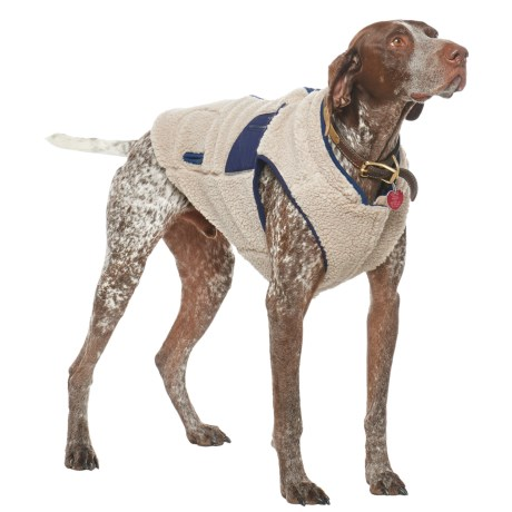 Telluride Boulder Fleece Dog Jacket