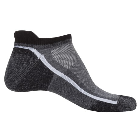 Point6 Breeze 1173 Micro Running Socks - Merino Wool, Below the Ankle (For Men and Women)