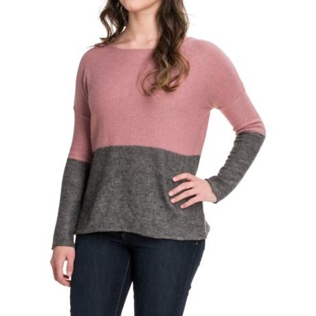 Carve Designs Color-Block Sweater (For Women)