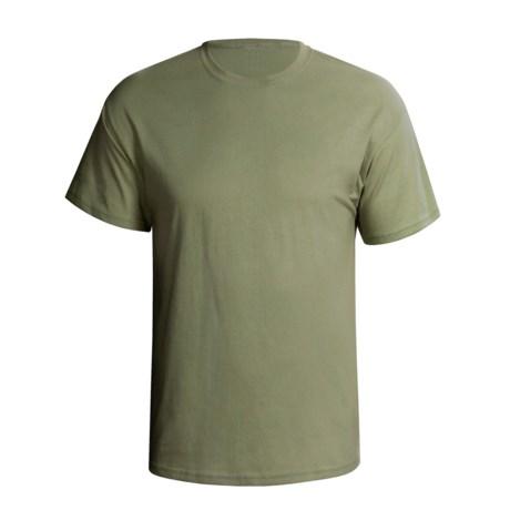 Hanes Comfortsoft Heavyweight T-Shirt - 5.5. oz. Cotton, Short Sleeve (For Men and Women)