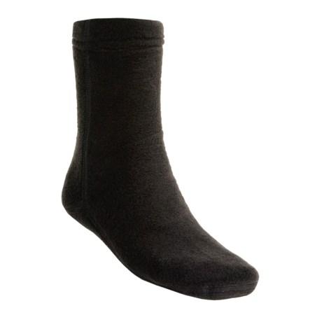 Due North Midweight Fleece Sport Socks - ComforTemp® Lining (For Men and Women)