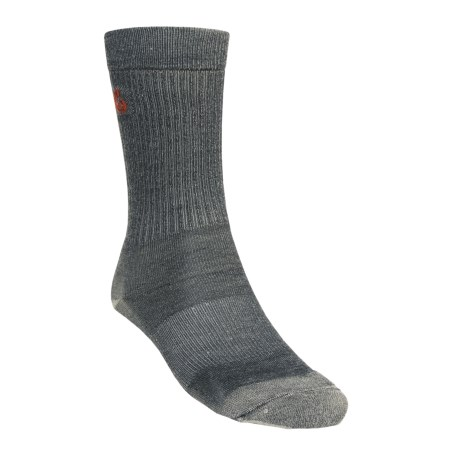 Lightweight Hiking Merino Wool Crew Socks (For Men and Women)