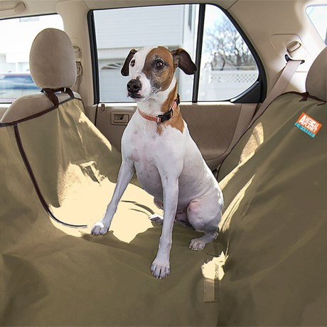 Animal Planet Car Seat Cover for Dogs