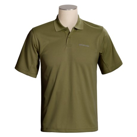 Columbia Sportswear Utilizer Polo Shirt - UPF 30, Short Sleeve (For Men)