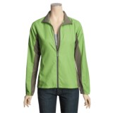 Saucony Microcheq LX Jacket - Full Zip (For Women)