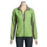 Saucony Microcheq LX Jacket - Full Zip (For Women)