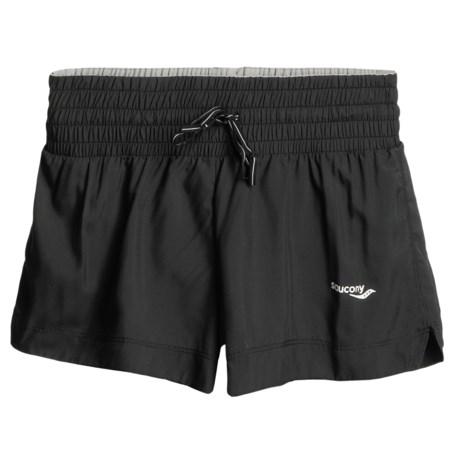 Saucony Go Girl Run Shorts (For Women)